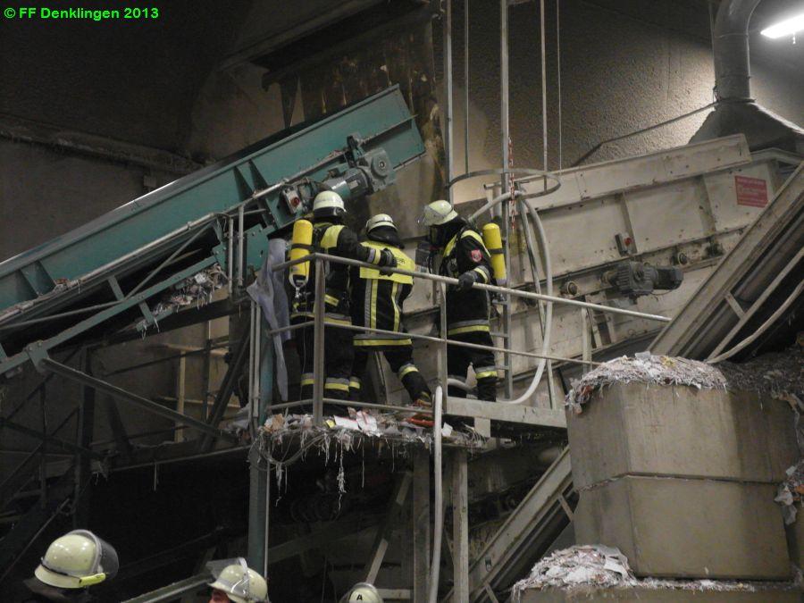(c) Feuerwehr Denklingen: 17.05.2013 - 01:40 Uhr - Rauchentwicklung, Kinsau
