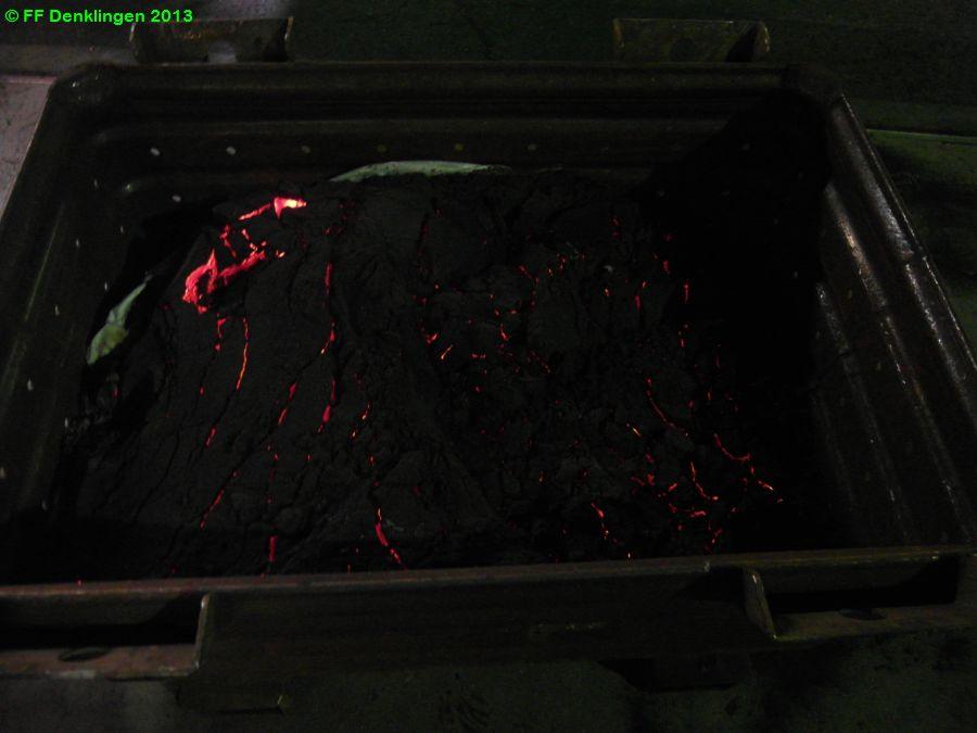 (c) Feuerwehr Denklingen: 06.06.2013 - 02:45 Uhr - Brand Absauganlage, Denklingen