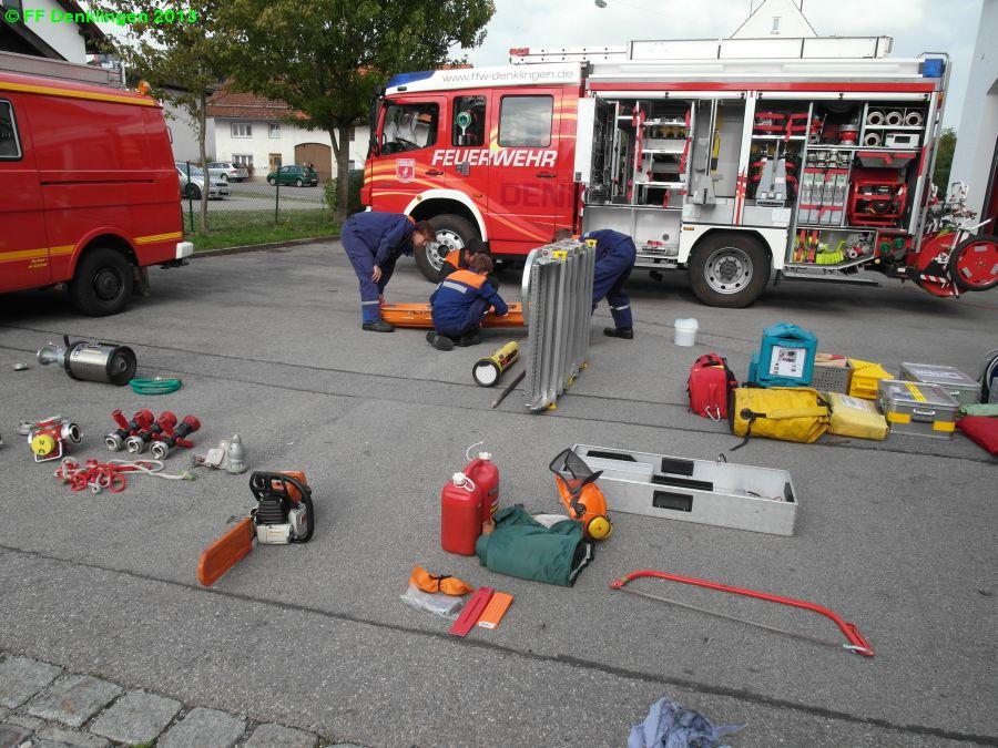 (c) Feuerwehr Denklingen: 21./22.09.13 - Berufsfeuerwehrtag