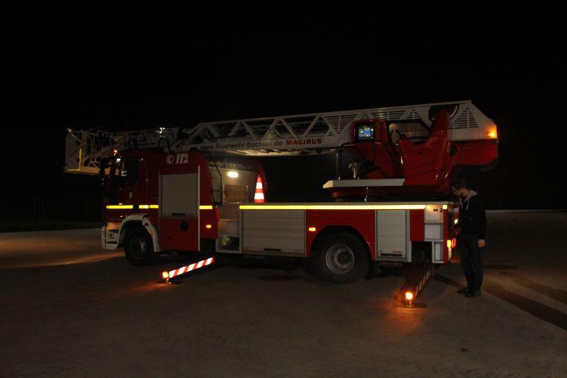(c) Feuerwehr Denklingen: 26.10.15 - Besichtigung FF Buchloe