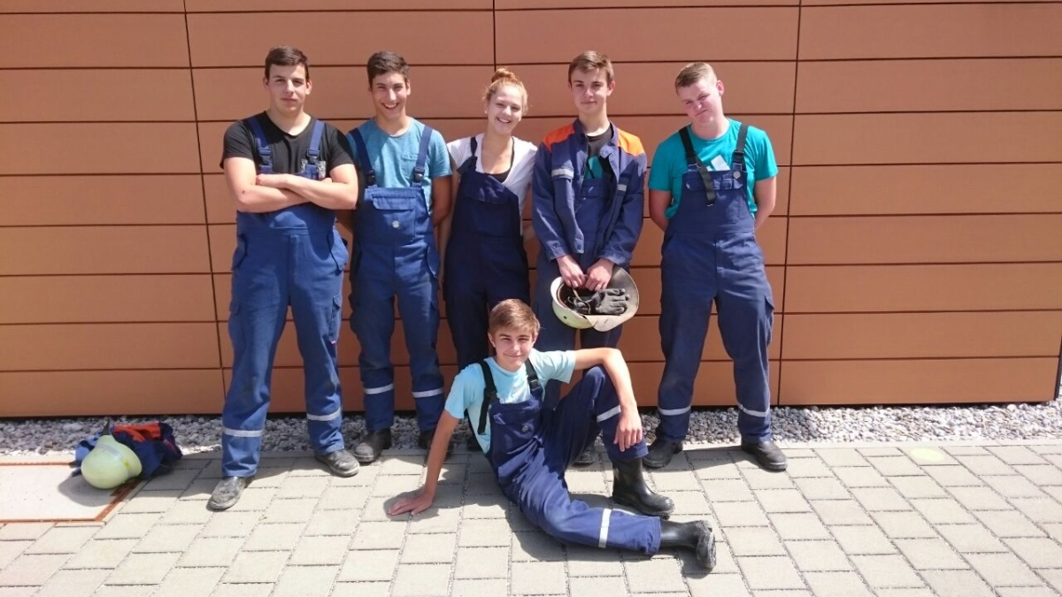 (c) Feuerwehr Denklingen: 22.07.17- Bayrische Jugendleistungsprüfung