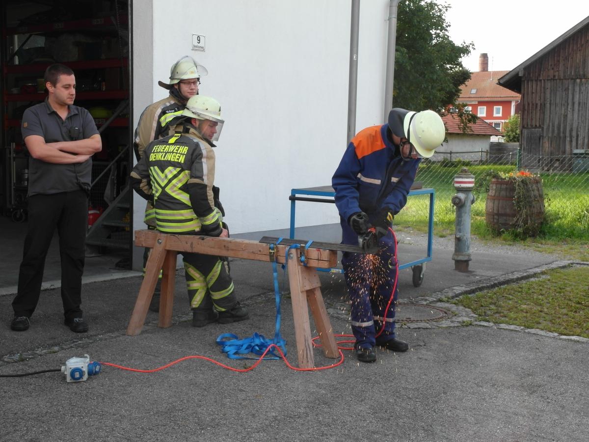 (c) Feuerwehr Denklingen: 23.09.17 - Berufsfeuerwehrtag