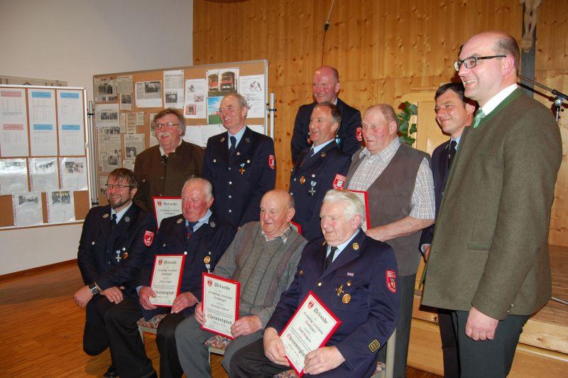 (c) Feuerwehr Denklingen: 07.05.16 - 140 Jahre FFW Denklingen