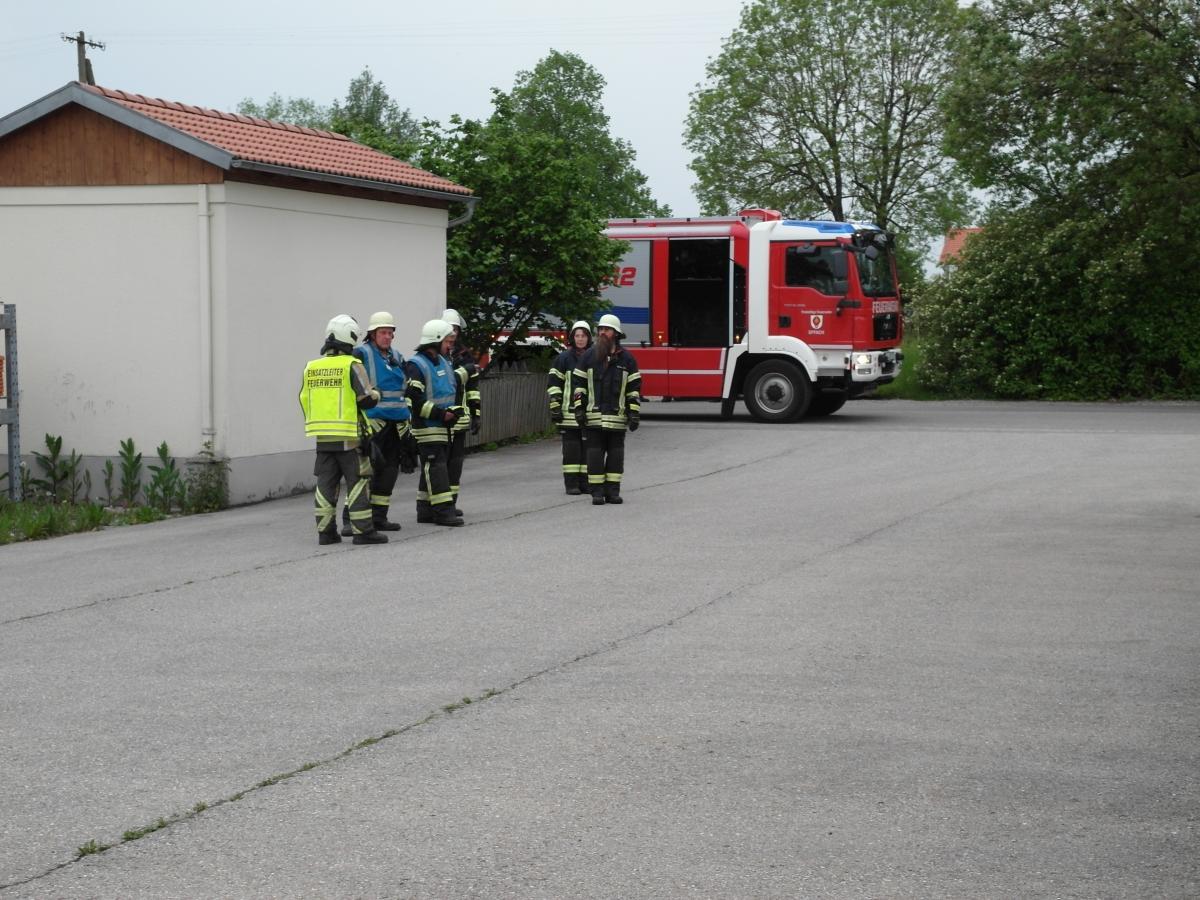 (c) Feuerwehr Denklingen: 27.05.19 - Gemeinschaftsübung