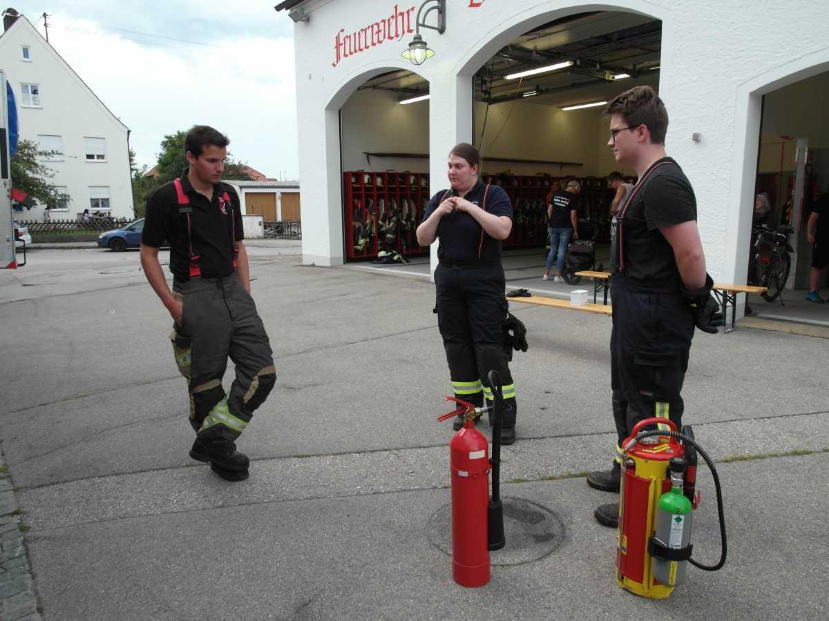 (c) Feuerwehr Denklingen: 30.07.21 - MTA Basis